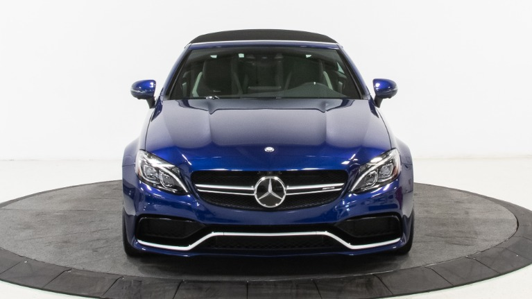 Used 2017 Mercedes-Benz C-Class AMG C 63 S (SOLD) | Pompano Beach, FL