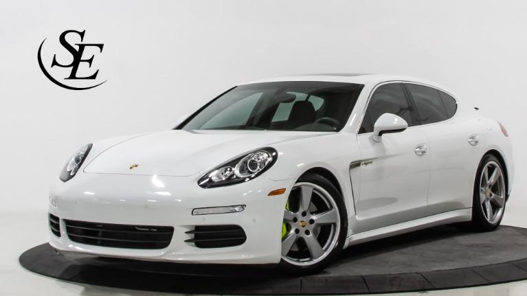 Used 2016 Porsche Panamera S E-Hybrid | Pompano Beach, FL