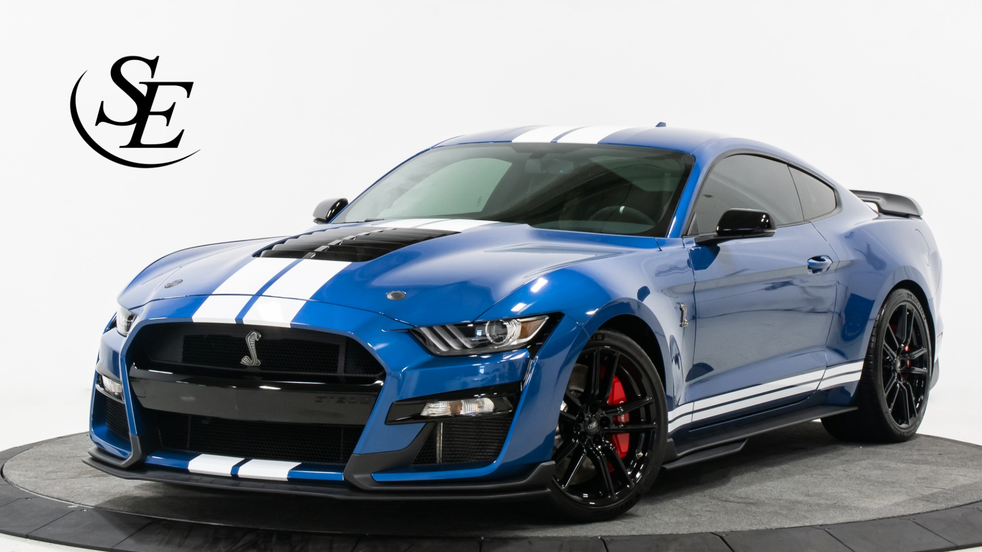 2020 Ford Mustang Shelby GT500 Stock # 22979 for sale near ...