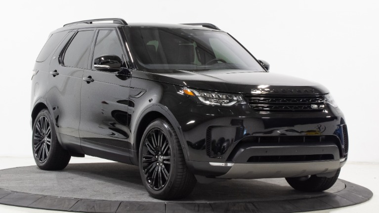 Used 2017 Land Rover Discovery HSE Luxury | Pompano Beach, FL