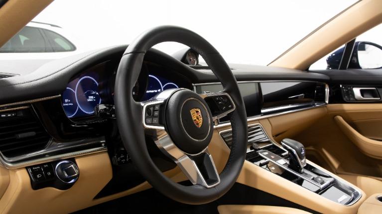 Used 2018 Porsche Panamera 4 Sport Turismo (SOLD)   Pompano Beach, FL