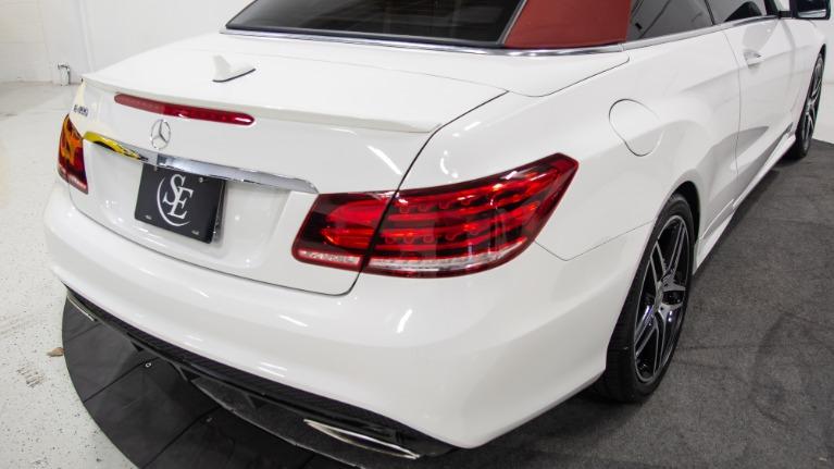 Used 2016 Mercedes-Benz E-Class E 400   Pompano Beach, FL