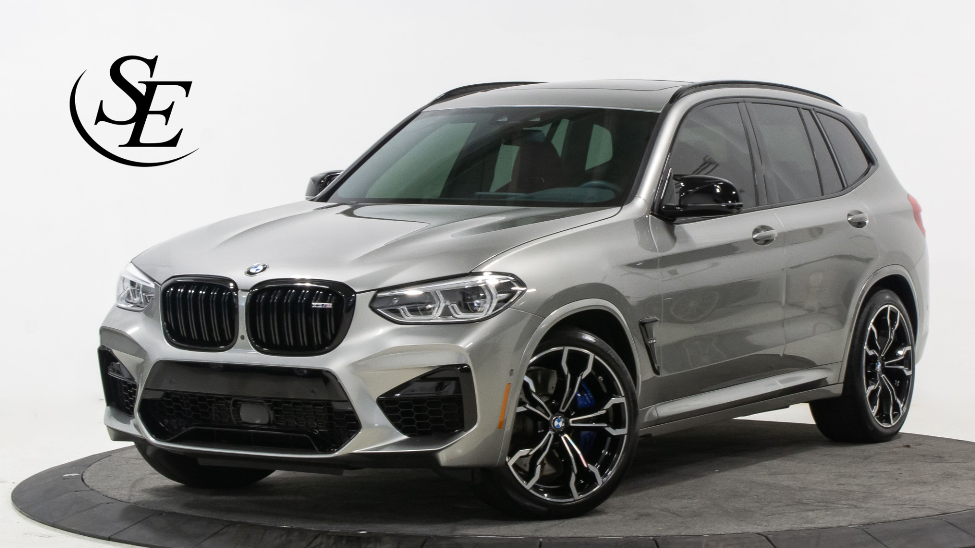 Used 2020 BMW X3 M Competition | Pompano Beach, FL
