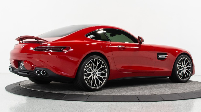 Used 2020 Mercedes-Benz AMG GT (PENDING) | Pompano Beach, FL