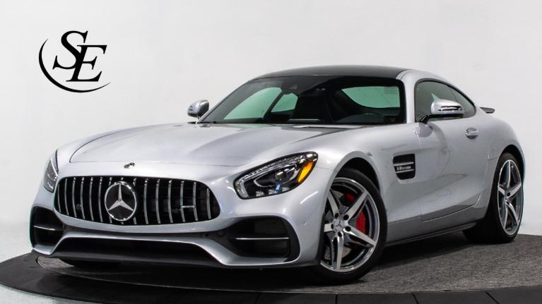Used 2018 Mercedes-Benz AMG GT S | Pompano Beach, FL