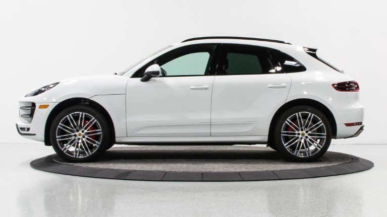 Used 2018 Porsche Macan Turbo | Pompano Beach, FL