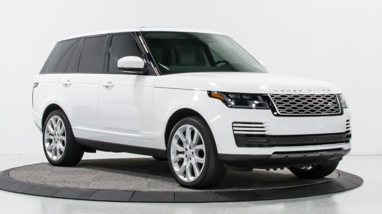 Used 2018 Land Rover Range Rover HSE | Pompano Beach, FL