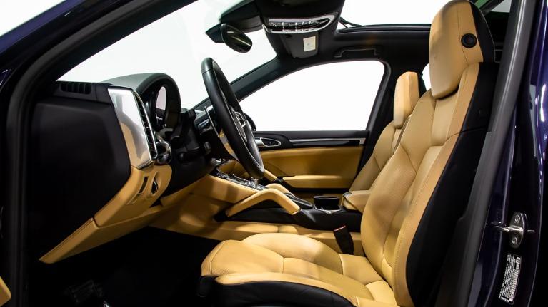 Used 2018 Porsche Cayenne Platinum Edition   Pompano Beach, FL