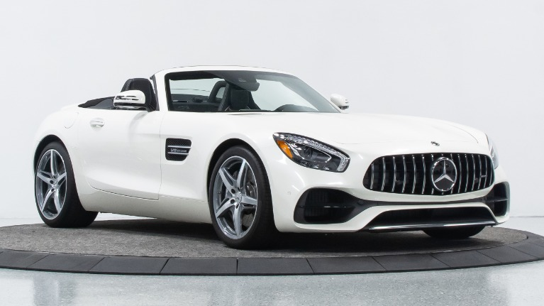 Used 2018 Mercedes-Benz AMG GT  | Pompano Beach, FL