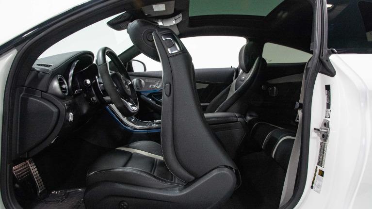 Used 2018 Mercedes-Benz C-Class AMG C 63 S | Pompano Beach, FL