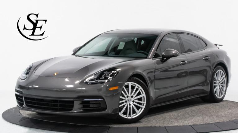 Used 2018 Porsche Panamera 4S   Pompano Beach, FL