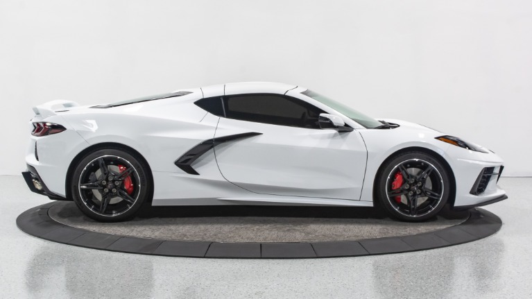 Used 2020 Chevrolet Corvette Stingray 2LT Z51 (SOLD) | Pompano Beach, FL