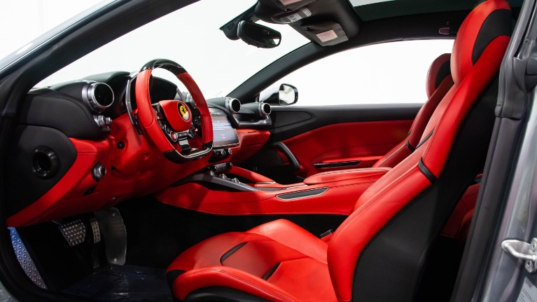 Used 2018 Ferrari GTC4Lusso V12   Pompano Beach, FL