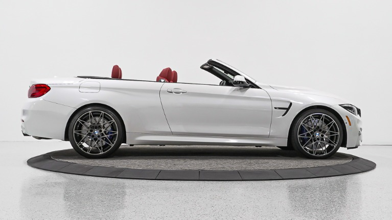 Used 2019 BMW M4 COMPETITION MINERAL WHITE | Pompano Beach, FL