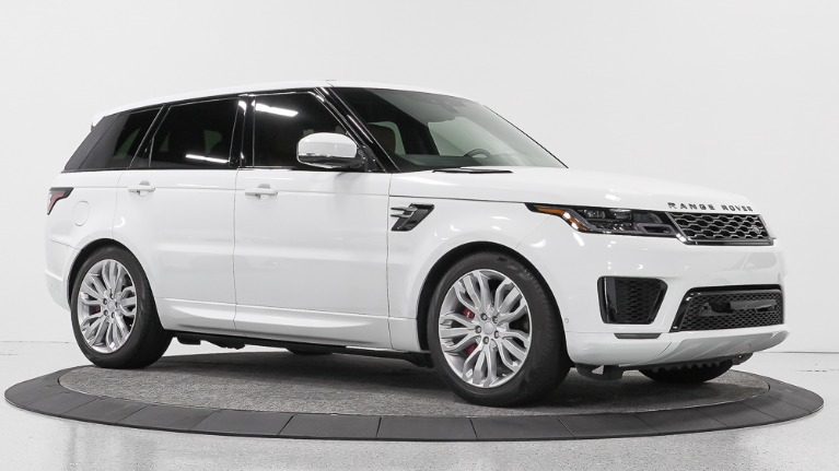 Used 2018 Land Rover Range Rover Sport Supercharged Dynamic | Pompano Beach, FL