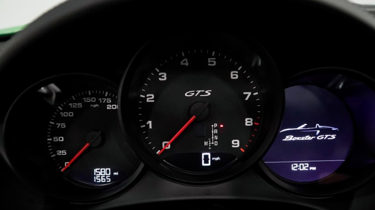 Used 2021 Porsche 718 Boxster GTS 4.0   Pompano Beach, FL