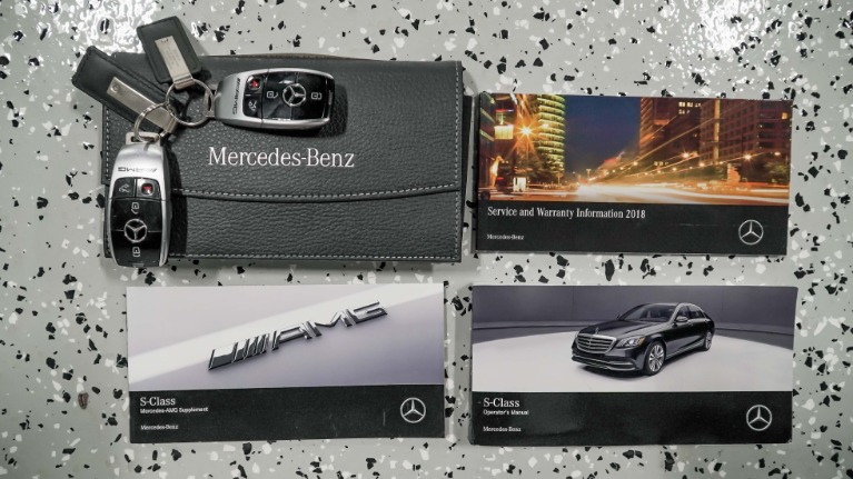 Used 2018 Mercedes-Benz S-Class AMG S 63 $191K MSRP! | Pompano Beach, FL