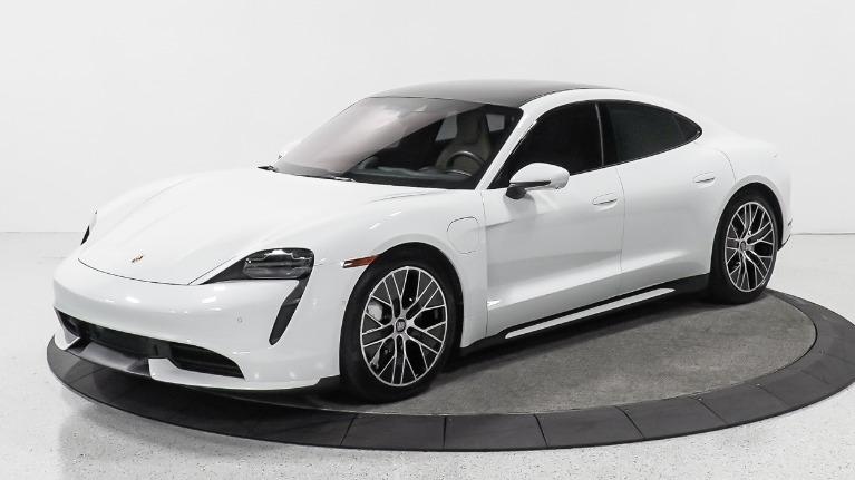 Used 2020 Porsche Taycan Turbo | Pompano Beach, FL