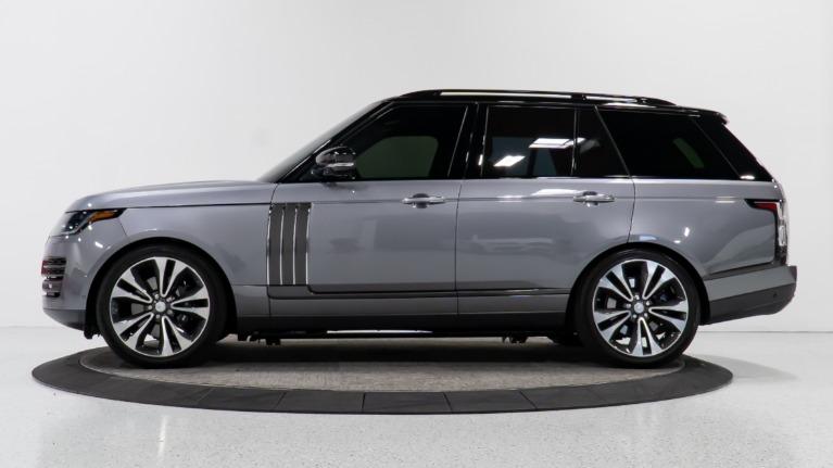Used 2020 Land Rover Range Rover SVAutobiography Dynamic | Pompano Beach, FL