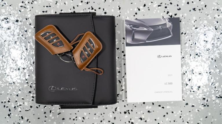 Used 2021 Lexus LC 500 Convertible (SOLD) | Pompano Beach, FL