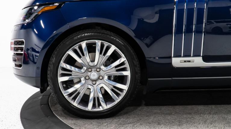 Used 2019 Land Rover Range Rover SVAutobiography LWB (SOLD)   Pompano Beach, FL