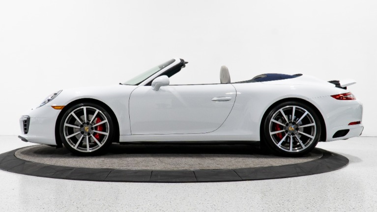 Used 2017 Porsche 911 Carrera 4S CABRIOLET $150K MSRP! SPORT PACKAGE(SOLD) | Pompano Beach, FL