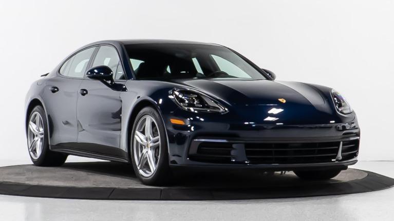 Used 2020 Porsche Panamera 4   Pompano Beach, FL