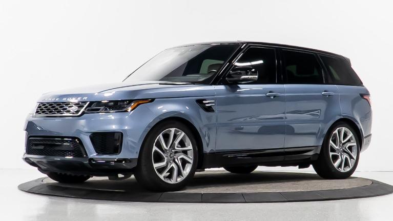 Used 2018 Land Rover Range Rover Sport HSE | Pompano Beach, FL