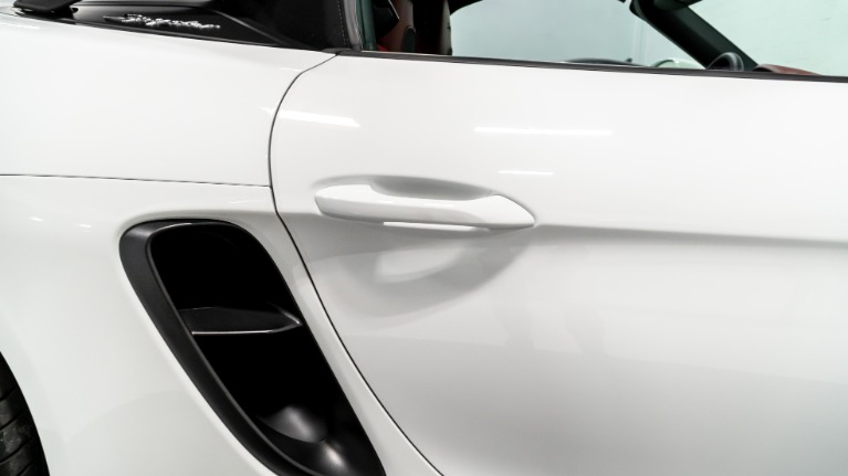 Used 2021 Porsche 718 Boxster Spyder   Pompano Beach, FL