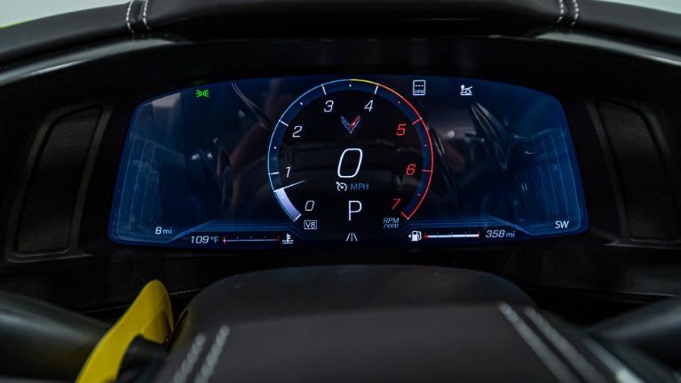 Used 2021 Chevrolet Corvette Stingray Convertible 3LT Z51   Pompano Beach, FL