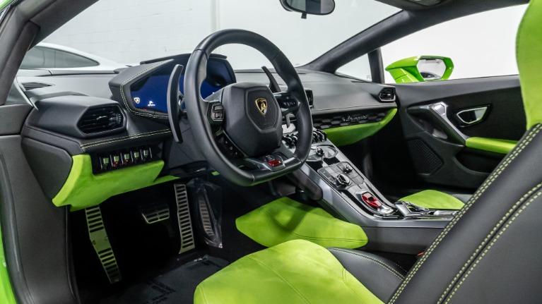 Used 2017 Lamborghini Huracan LP 580-2 | Pompano Beach, FL