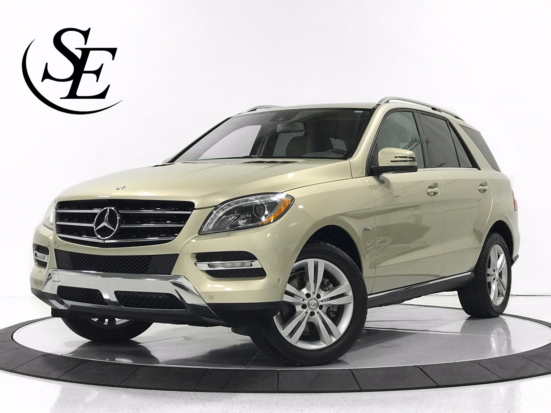 2012 Mercedes Benz M Class ML 350 AWD 4MATIC 4dr SUV Stock for
