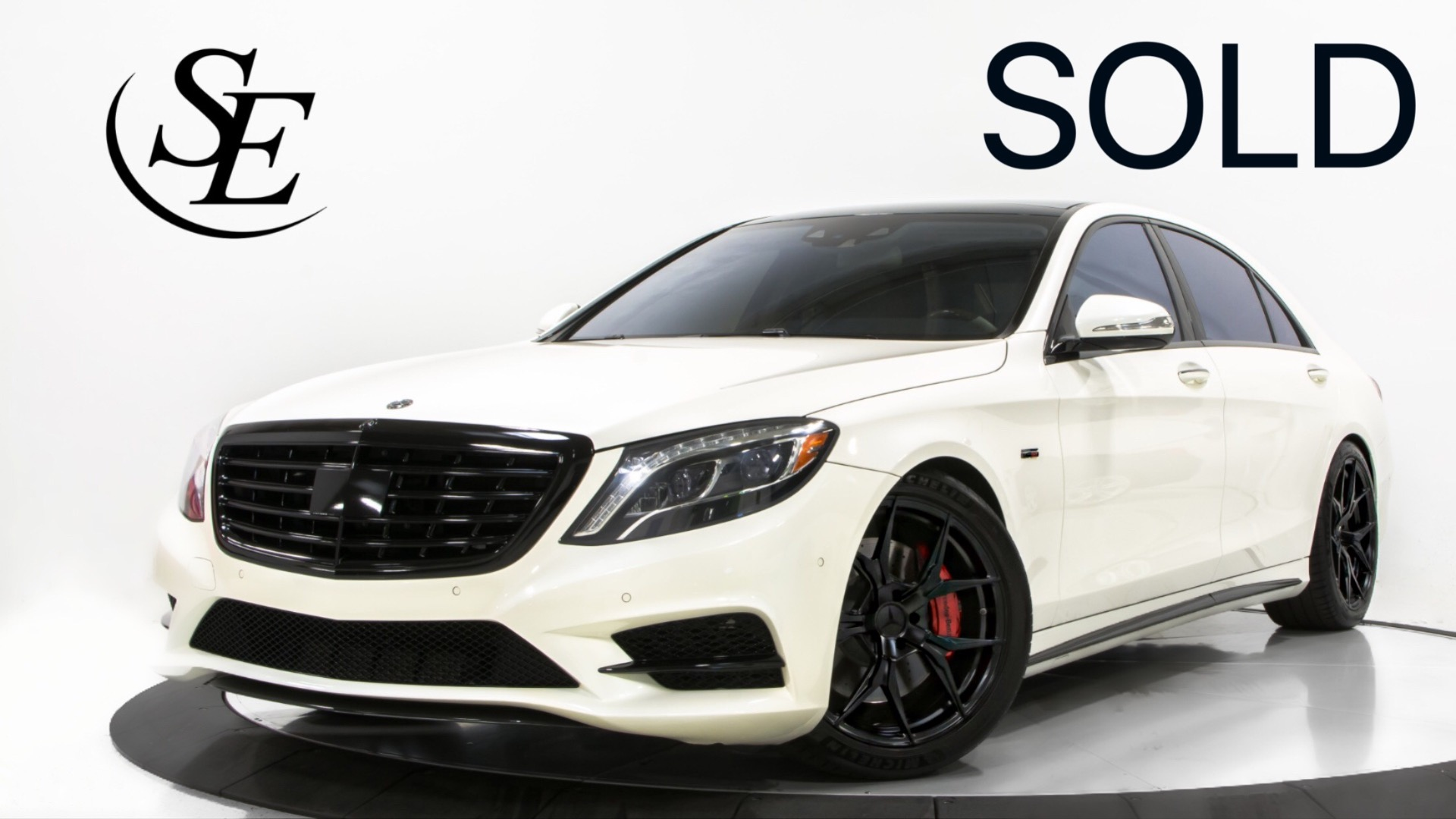 2014 Mercedes Benz S Class S 550 4dr Sedan Stock for sale near