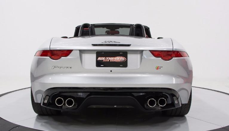 Used 2014 Jaguar F-TYPE V8 S 2dr Convertible | Pompano Beach, FL
