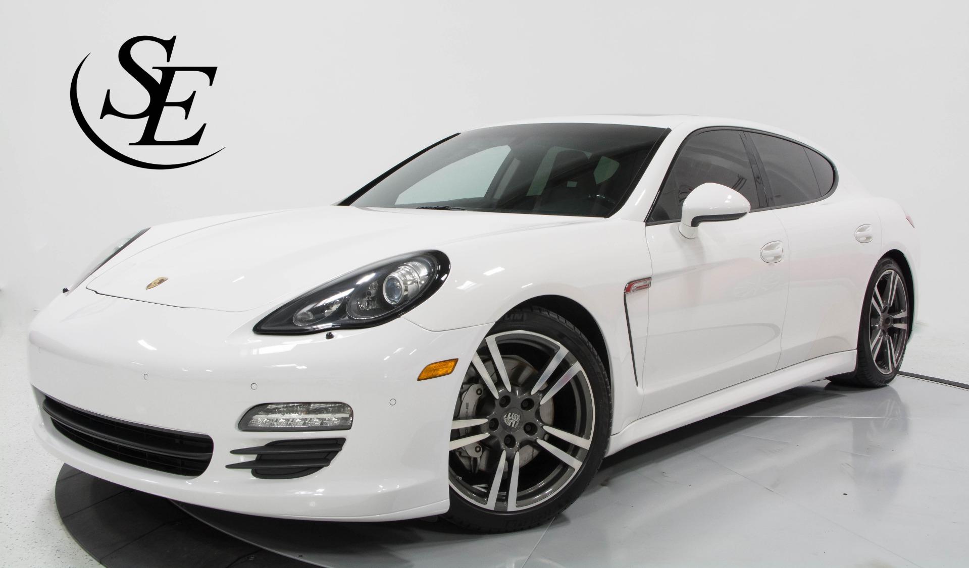 2012 Porsche Panamera S 4dr Sedan Stock # 22510 for sale near ...