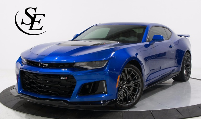 2017 Chevrolet Camaro Zl1 Stock 22517 For Sale Near