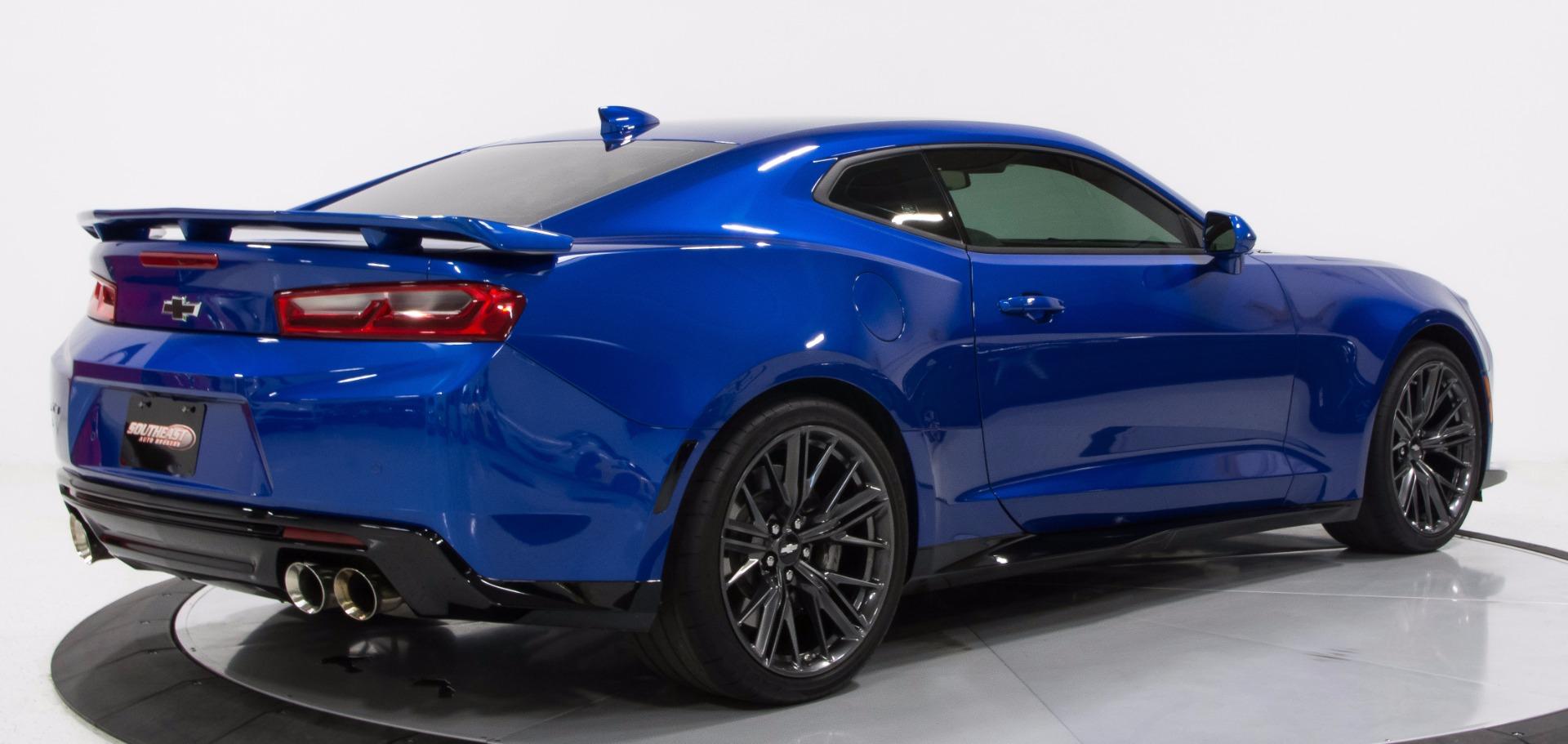 2017 Chevrolet Camaro Zl1 Stock 22517 For Sale Near