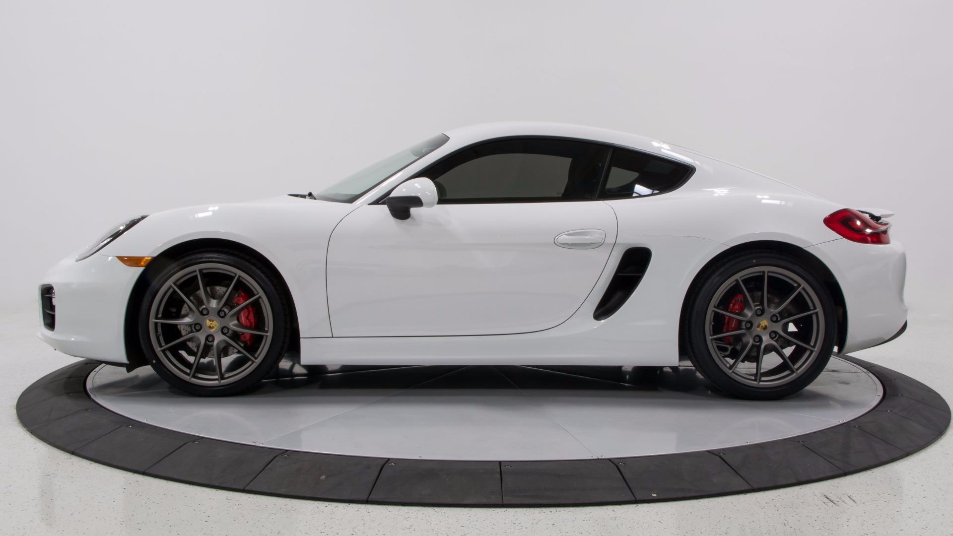 2015 Porsche Cayman S Stock # 22519 for sale near Pompano Beach, FL ...
