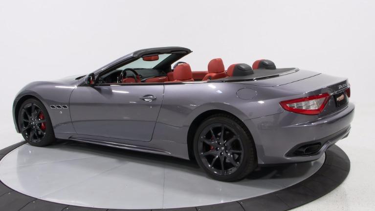 Used 2012 Maserati GranTurismo Convertible Sport   Pompano Beach, FL