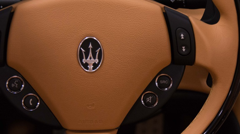 Used 2017 Maserati GranTurismo Sport | Pompano Beach, FL