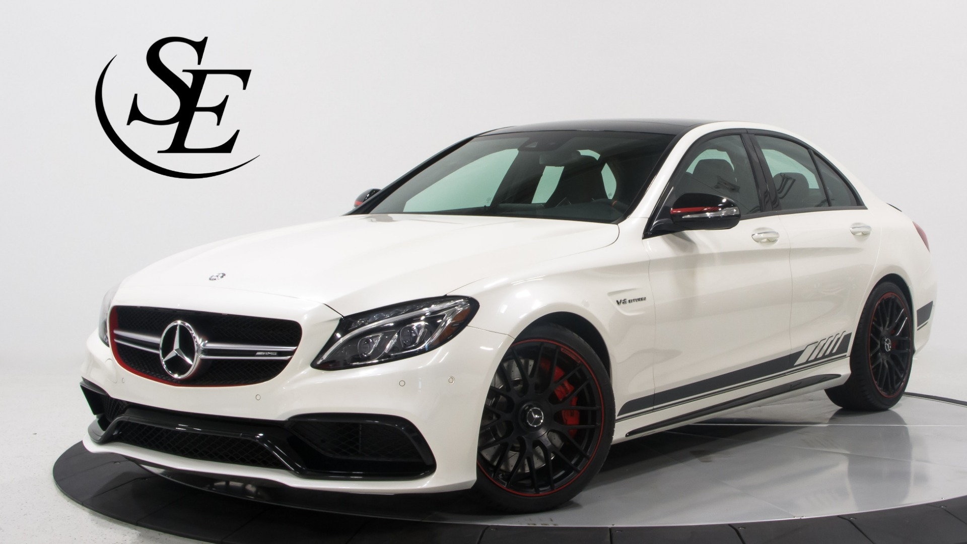 2015 Mercedes Benz C Class C 63 S AMG Stock for sale near