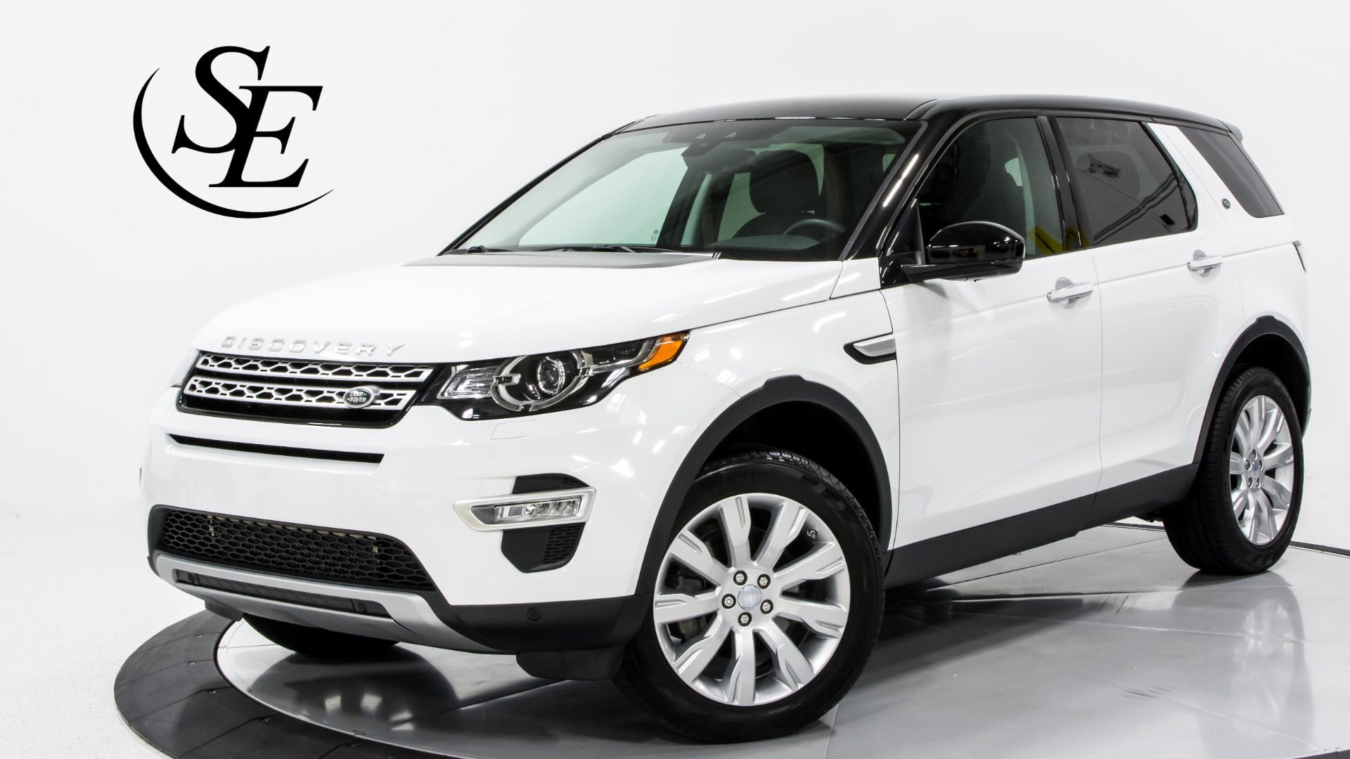 Used 2016 Land Rover Discovery Sport HSE LUX | Pompano Beach, FL