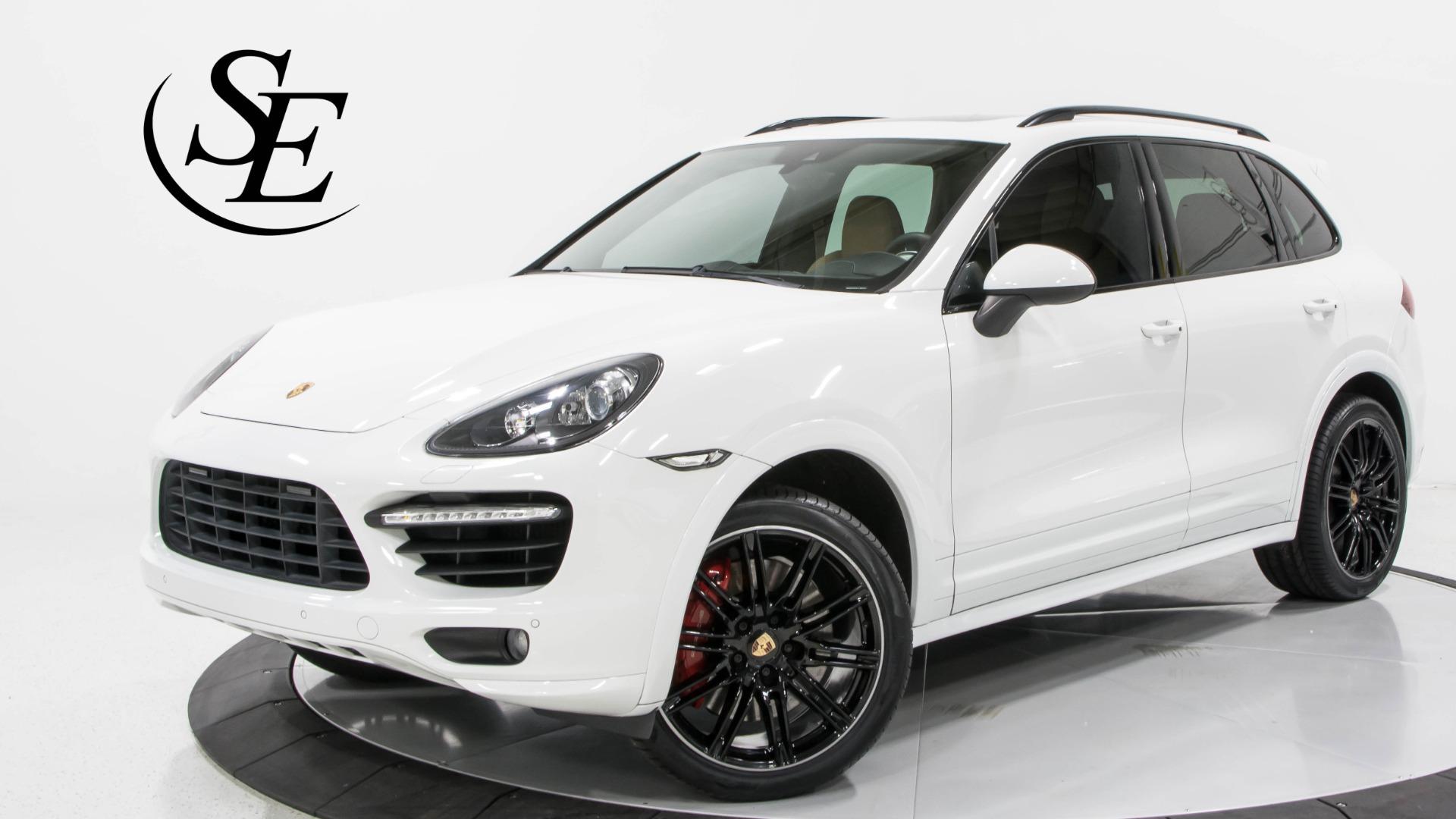 2014 Porsche Cayenne Turbo Stock 22545 For Sale Near Pompano Beach Fl Fl Porsche Dealer