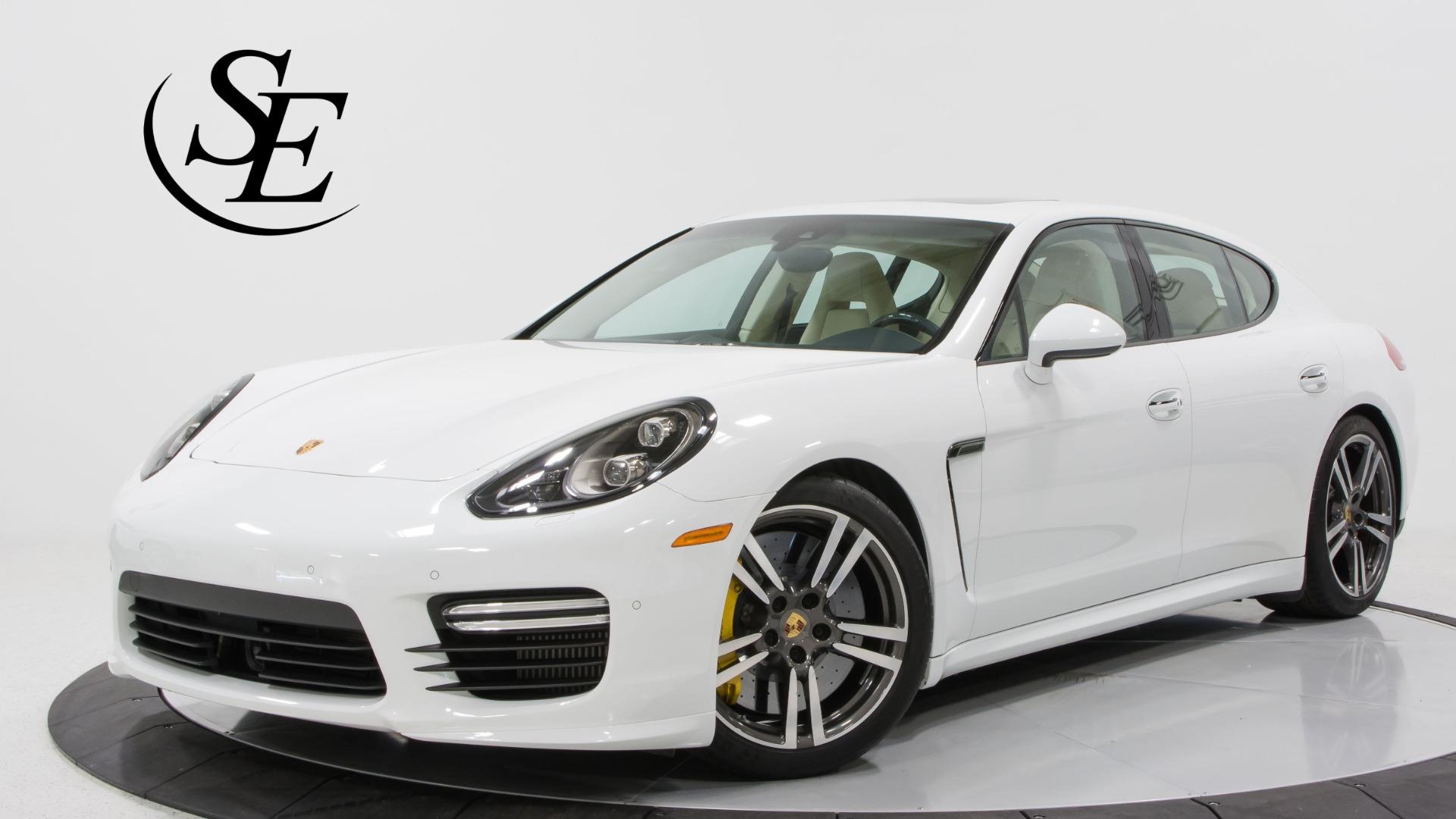 Used 2017 Porsche Panamera Turbo S Pompano Beach Fl