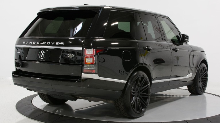 Used 2015 Land Rover Range Rover Supercharged | Pompano Beach, FL