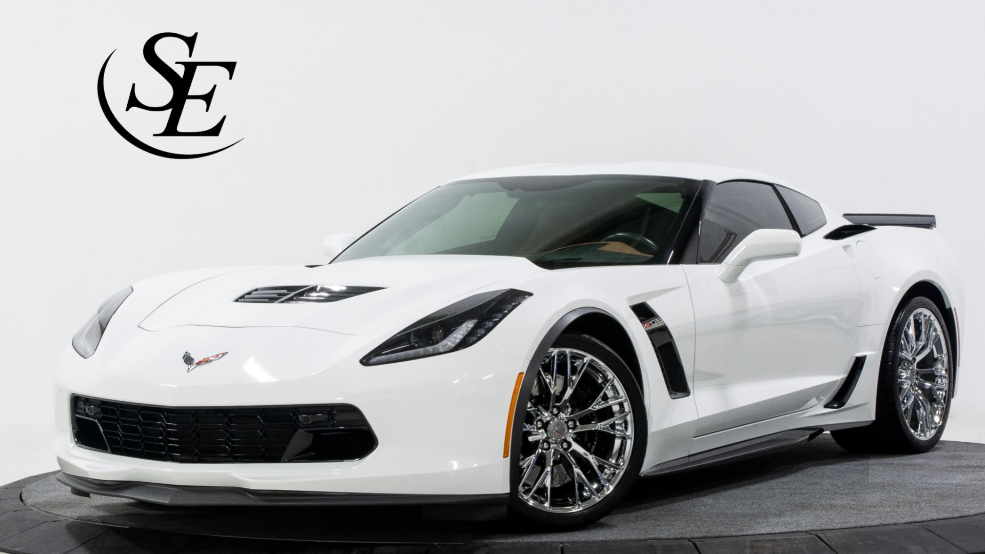 2018 Chevrolet Corvette Z06 2LZ Stock for sale near Pompano