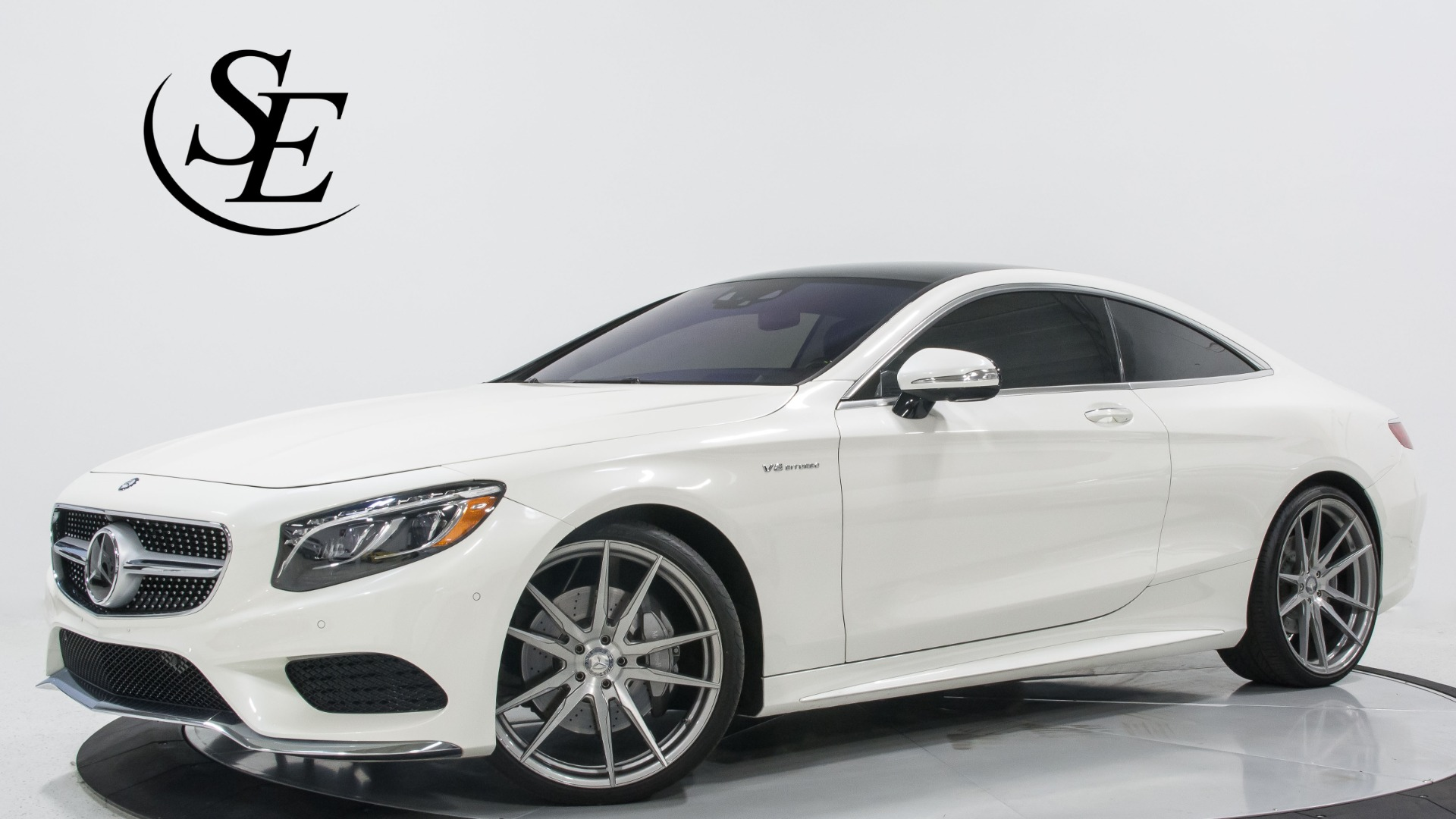 Used 2016 Mercedes Benz S Class S 550 4MATIC AMG SPORT | Pompano Beach