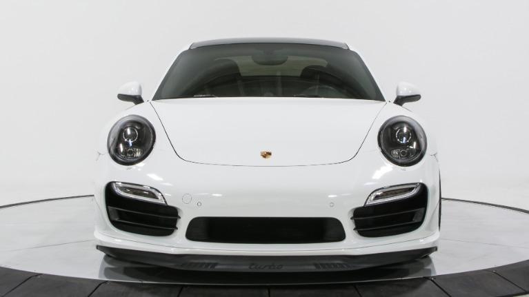 Used 2015 Porsche 911 Turbo | Pompano Beach, FL