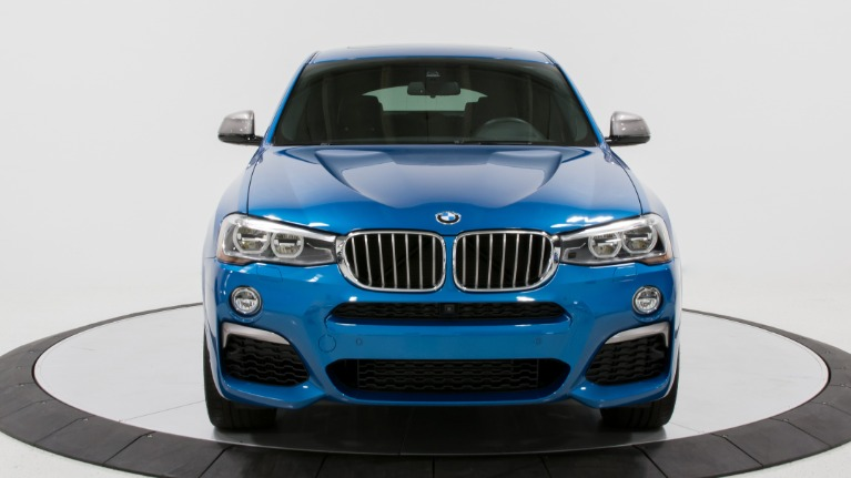 Used 2017 BMW X4 M40i | Pompano Beach, FL