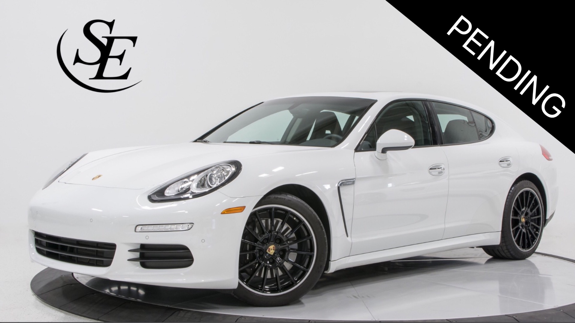 2016 Porsche Panamera Edition 4k Miles Stock 22585 For Sale Near Pompano Beach Fl Fl Porsche Dealer
